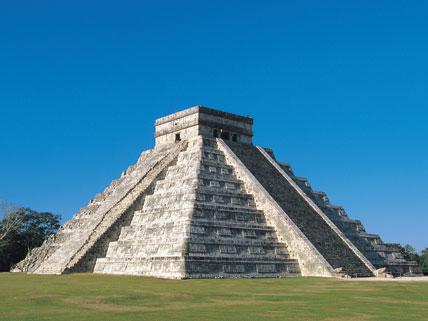 Maya pyramid | HMH Current Events