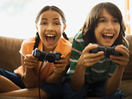 Female Video Game Players