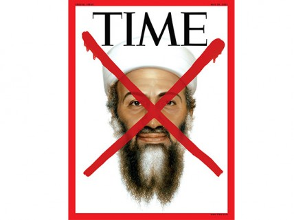Osama Bin Laden on Time Magazine