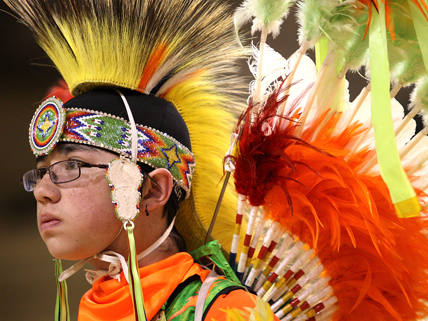 National American Indian Heritage Month   HMH Current Events