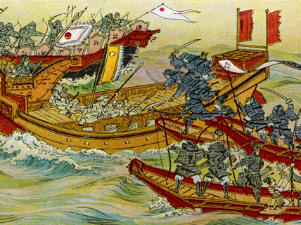 Kublai Khan S Doomed Navy Found Hmh Current Events