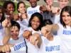 young volunteers